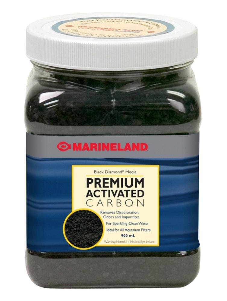 Marineland Black Diamond Premium Activated Carbon 10oz