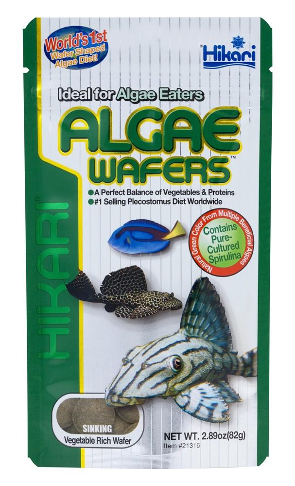 Hikari Rapidly Sinking Algae Wafer 82g/2.89oz