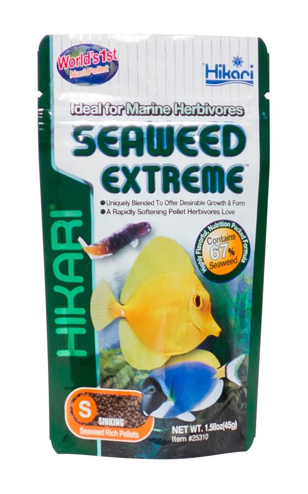 Hikari Seaweed Extreme Small Sinking Pellet 45g/1.58oz