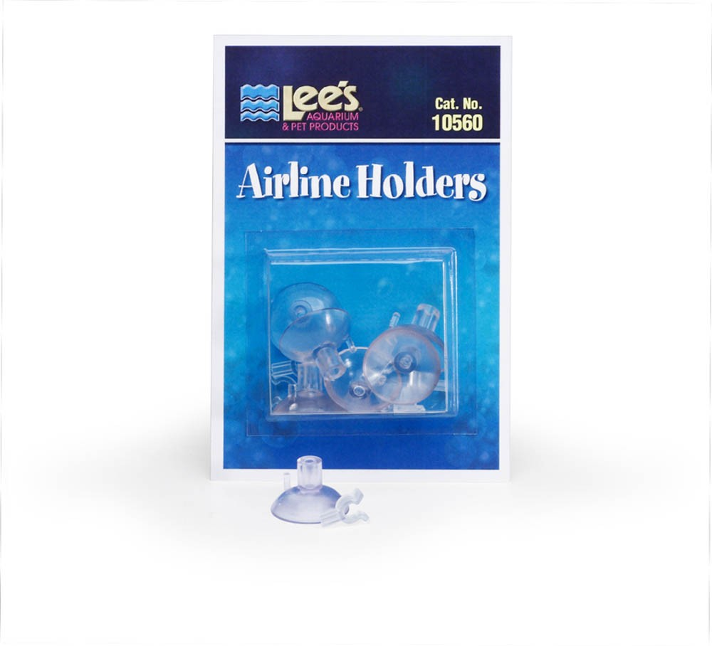 Lee's Suction Cup Airline Holder 6-Pack