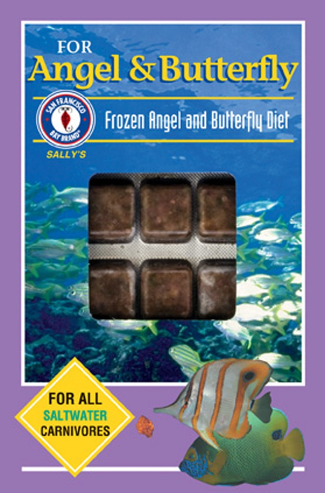 San Francisco Bay Frozen Angel & Butterfly Formula Cube Pack 3.5oz.