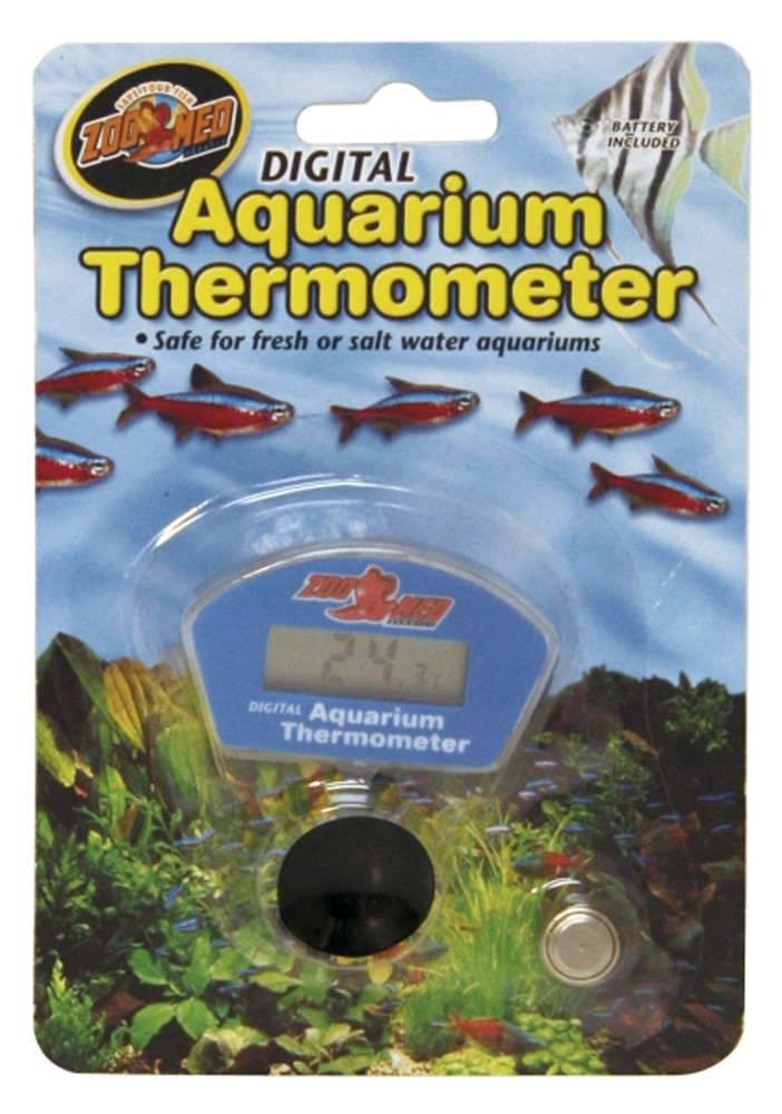 ZooMed Digital Aquarium Thermometer