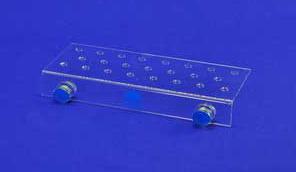 Eshopps Frag Rack - Clear Straight