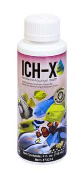 Hikari Saltwater Ich-X Treatment 4oz.