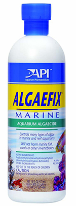 API Algaefix Marine Liquid 16oz