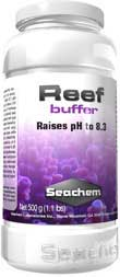 Seachem Reef Buffer pH Increaser 500g/1.1lb