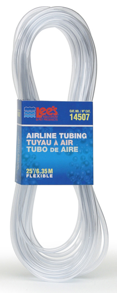 Lee's Airline Tubing Clear 25ft