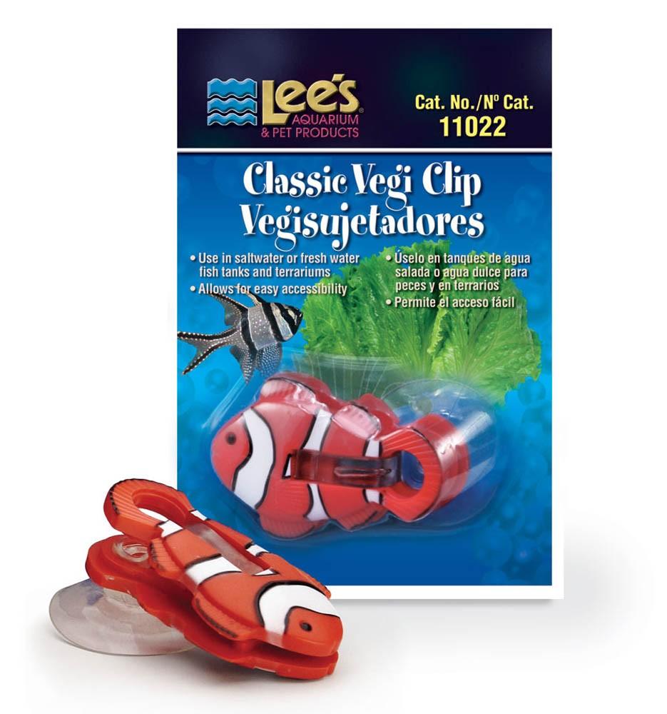 Lee's Veggie Lettuce Clip Clownfish
