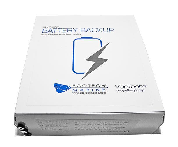 Battery Backup for EcoTech VorTech Pumps