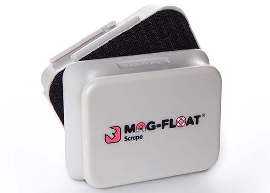 Mag-Float Floating Magnet Glass Aquarium Cleaner 350gal