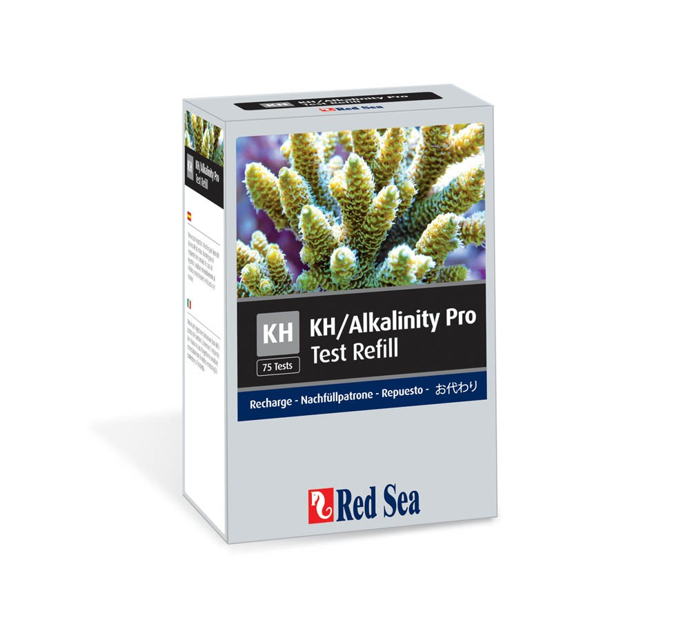 Red Sea Pro High-Accuracy KH Alkalinity Test Reagent Refill