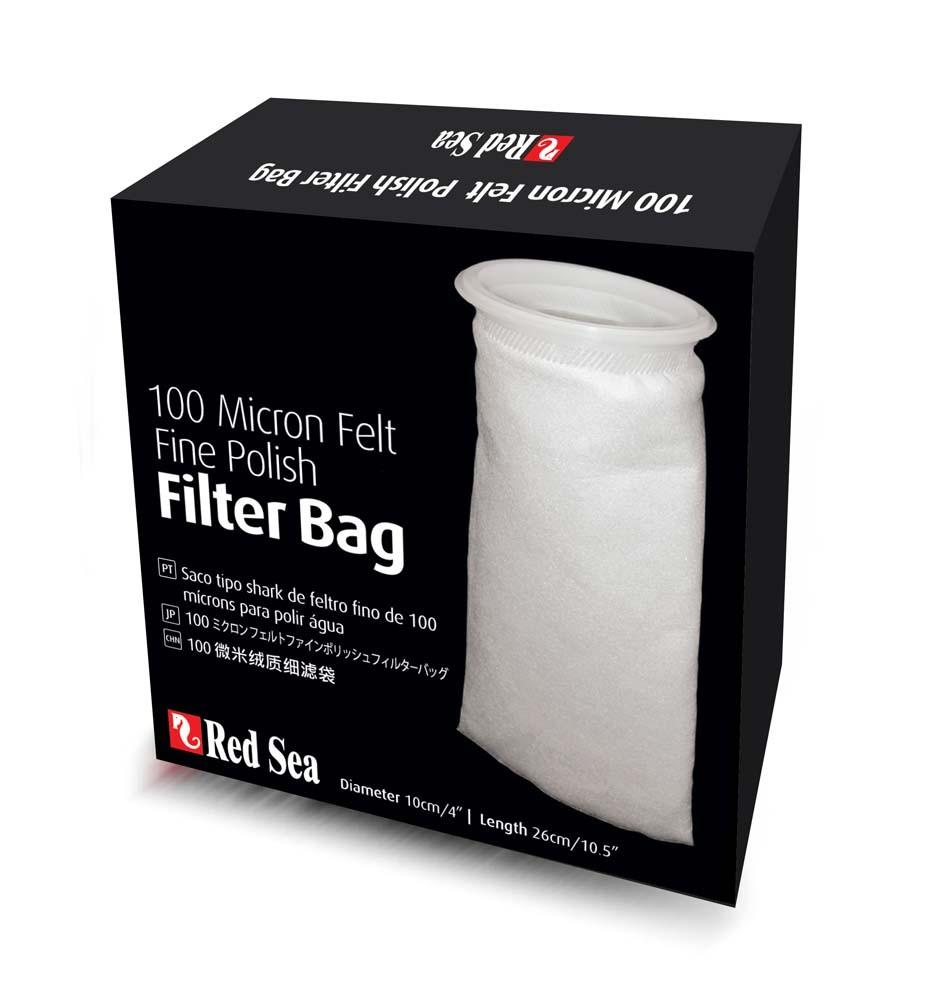 Red Sea 100 micron Fine Polishing Felt Filter Bag
