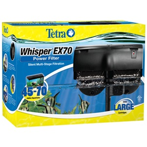 Tetra Whisper EX 70 Power Filter