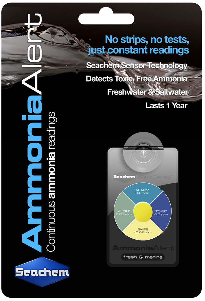 Seachem Ammonia Alert Monitor