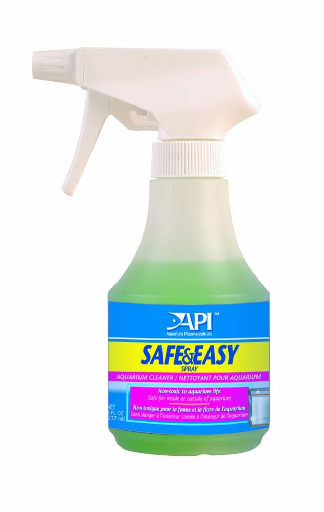 API Safe & Easy Spray Aquarium Cleaner 8oz