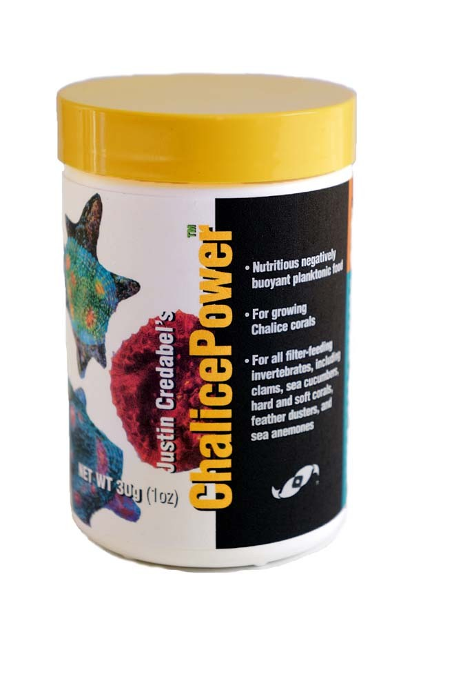 Two Little Fishies Chalice Power Planktonic Food 30g/1oz
