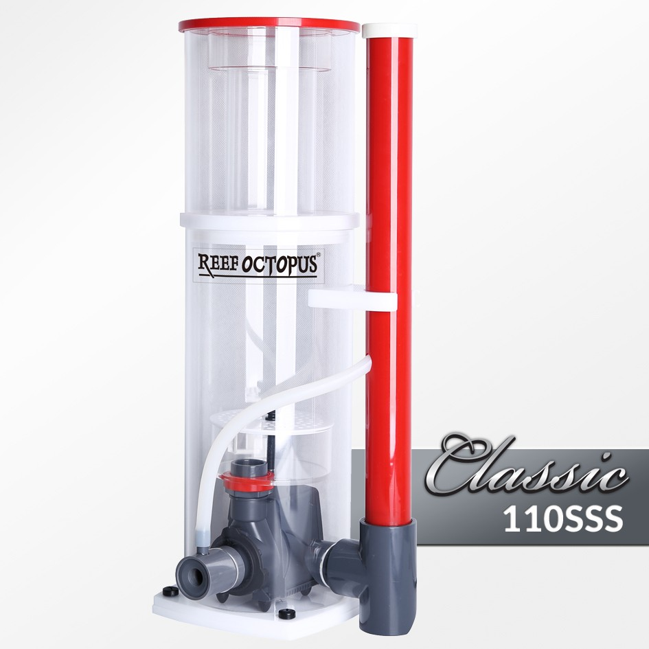 Reef Octopus Classic 110 Space Saver In-Sump Protein Skimmer, 60-130 Gallons