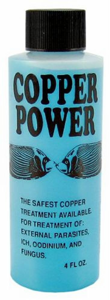 Copper Power Blue 4oz