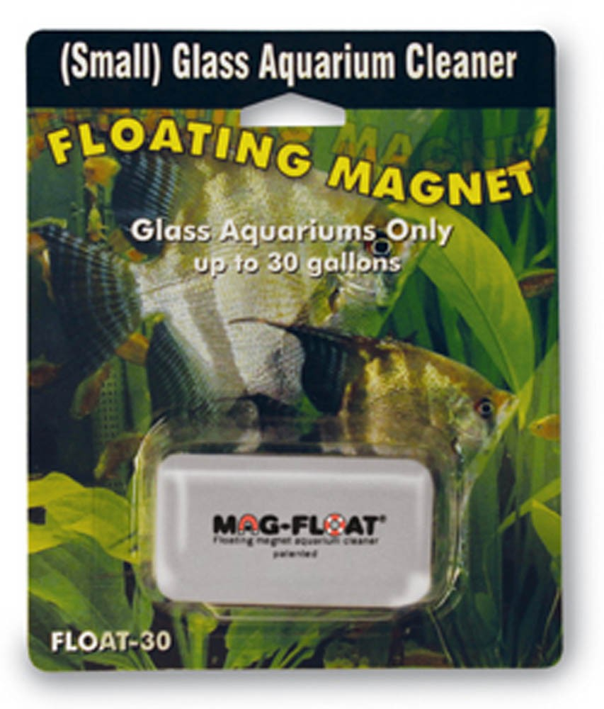 Mag-Float Floating Magnet Glass Aquarium Cleaner 30gal