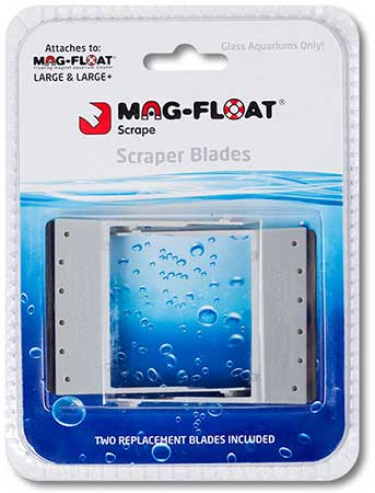 Mag-Float Scraper Blades for 350 & 400 Gallon Magnets, 2-Pack