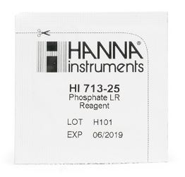 Hanna Phosphate Reagent for Low-Range Checker, 25pk