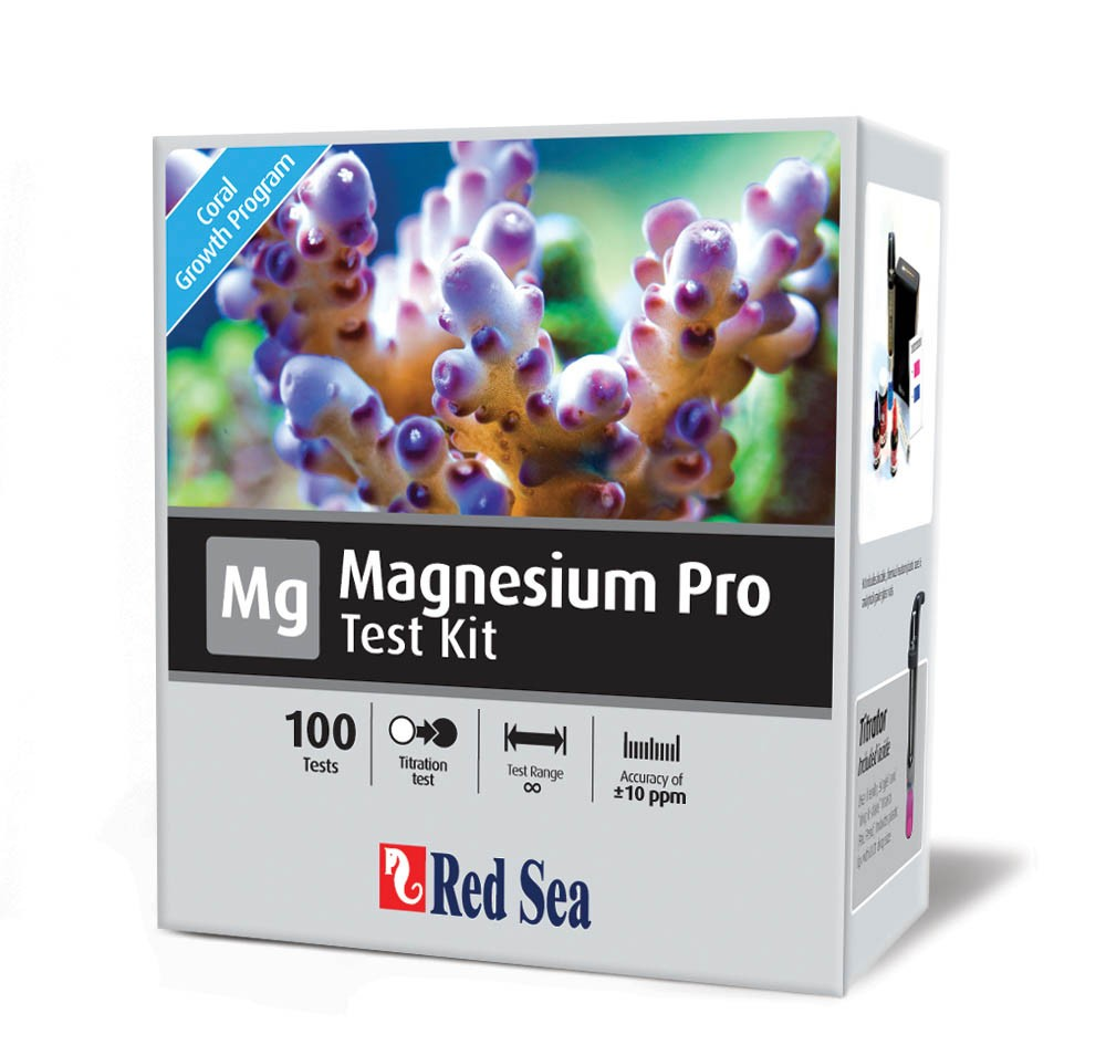 Red Sea Pro High-Accuracy Magnesium Test Kit