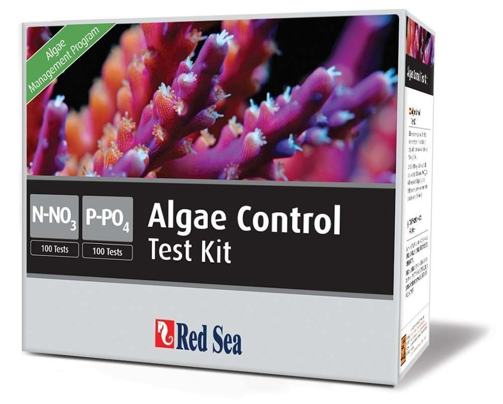 Red Sea Pro High-Accuracy Algae Control Nitrate and Phosphate Test Kit Combo