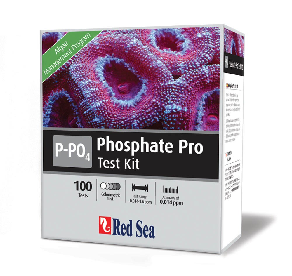 Red Sea Pro High-Accuracy Phosphate Test Kit