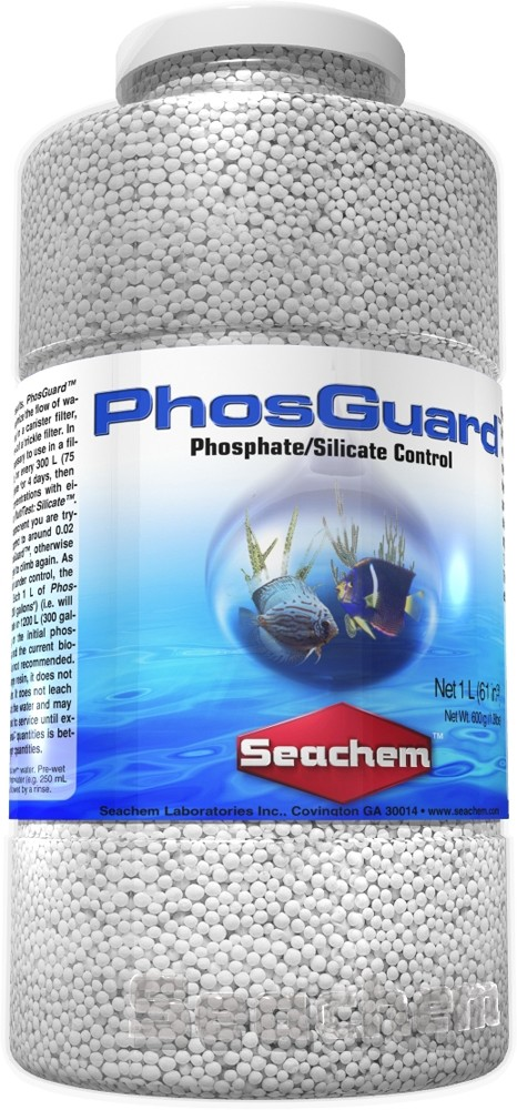 Seachem Phos Guard 1L/34oz.