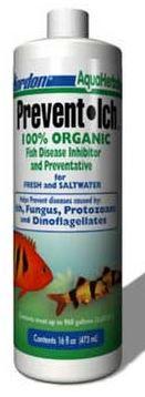 Kordon Prevent Ich 100% Organic Disease Inhibitor 16oz