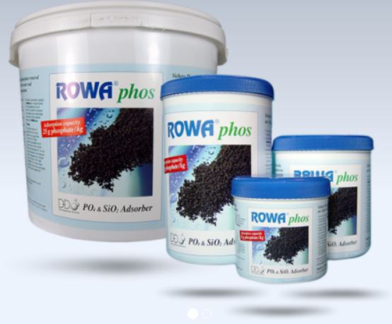 ROWA Phos Phosphate Absorption Media 250ml