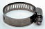"""1"""" to 1.5"""" Stainless Steel Hose Clamp"""