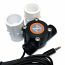 "Neptune FS-50 - Flow Sensor 1/2"" with adapters"