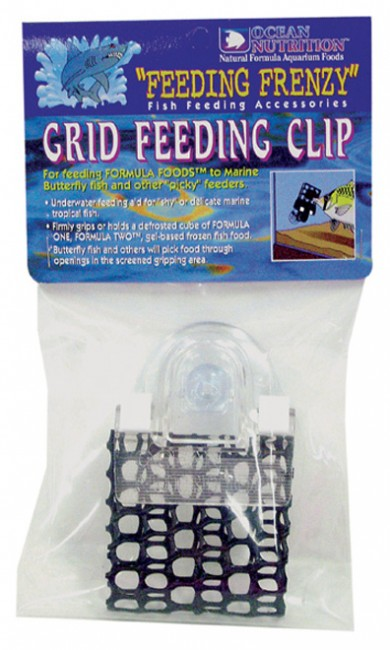 Ocean Nutrition Feeding Frenzy Grid Feeding Clip