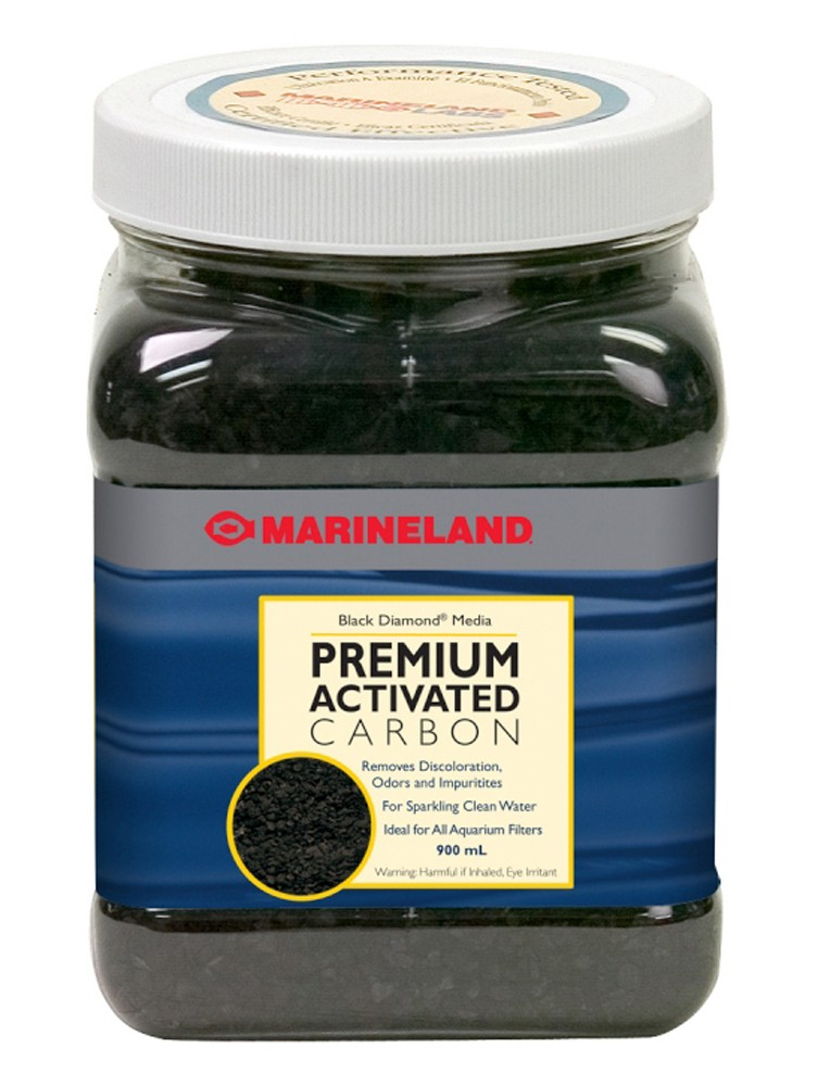Marineland Black Diamond Premium Activated Carbon 10oz