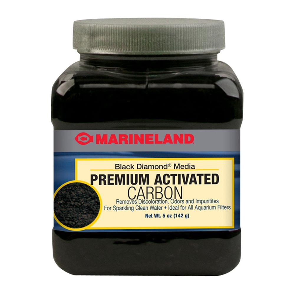 Marineland Black Diamond Premium Activated Carbon 5oz