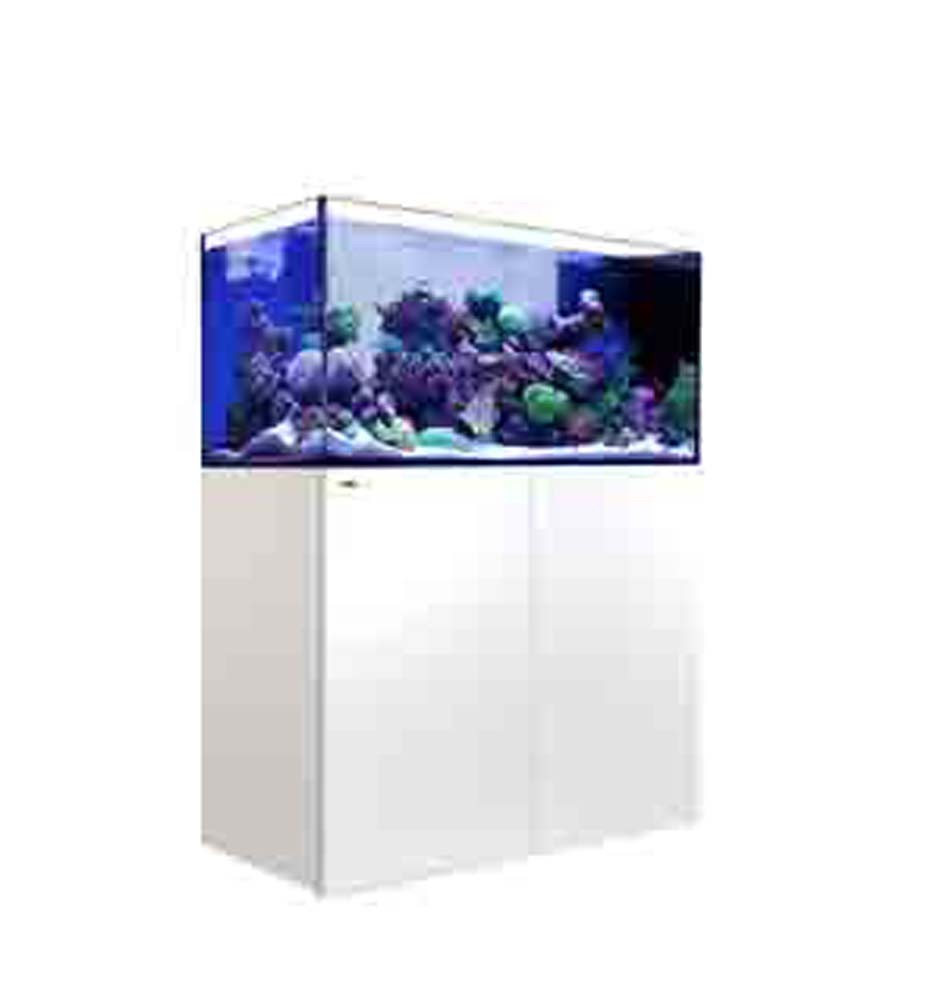 Red Sea REEFER 500 Peninsula Aquarium System, White
