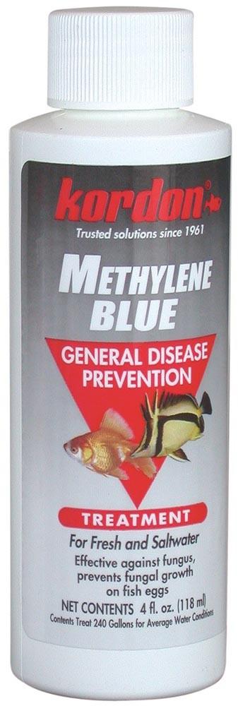 Kordon Methylene Blue General Disease Prevention 4oz