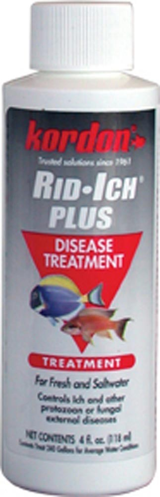 Kordon Rid-Ich Plus Disease Treatment 16oz