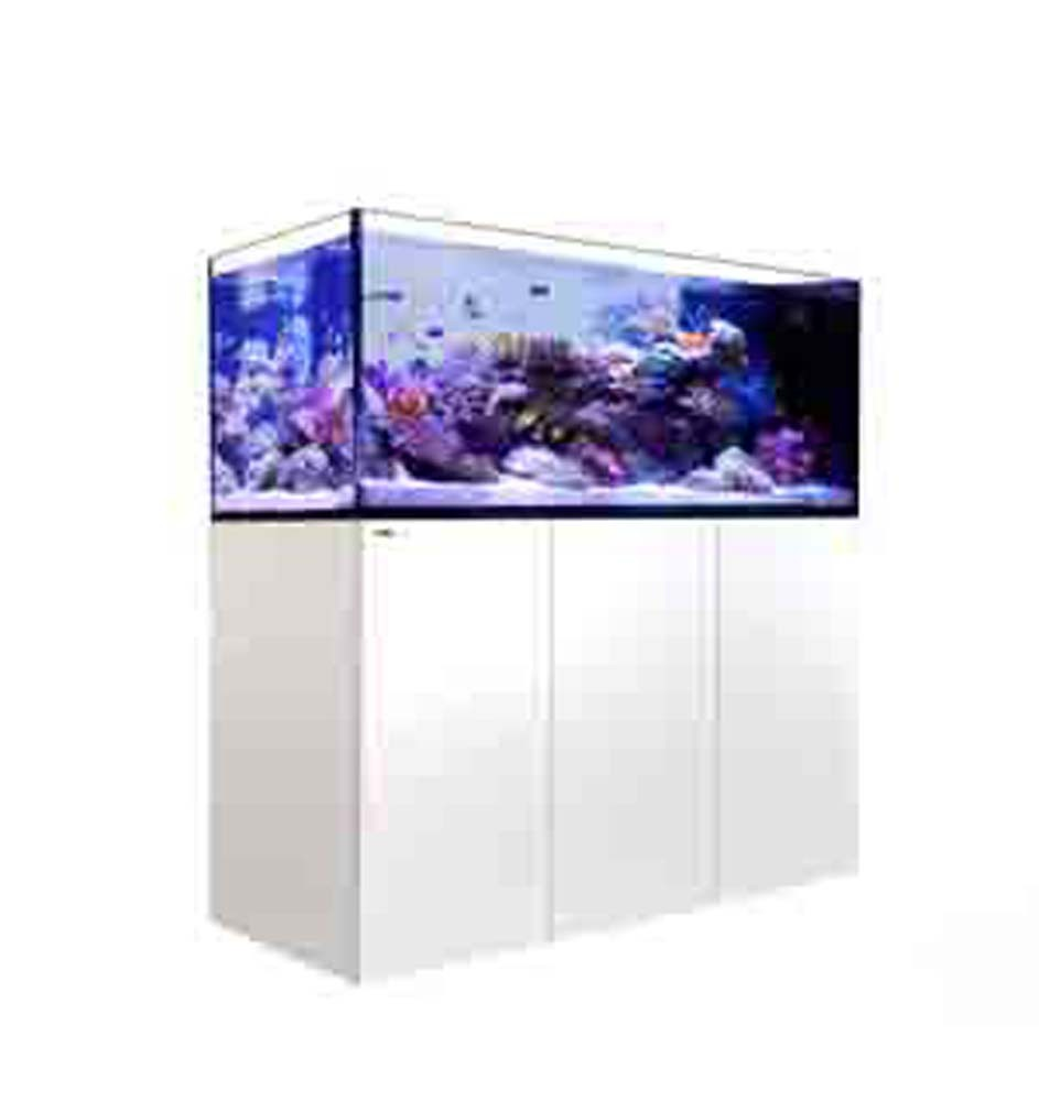 Red Sea REEFER 650 Peninsula Aquarium System, White