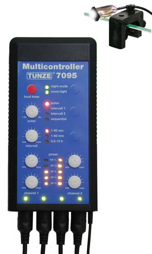 Tunze Multi Controller 7095 Digital Pump Controller and Wavemaker