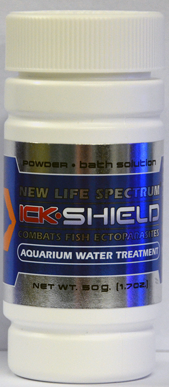 New Life Spectrum Ick Shield Water Treatment 50gm (1.7oz)