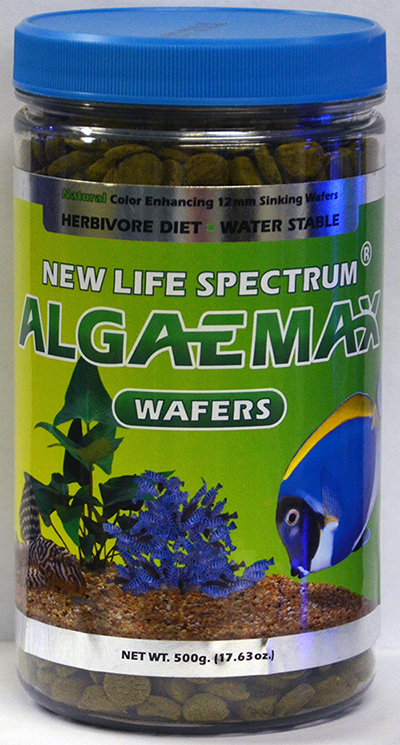 Spectrum AlgaeMAX Wafer 500gm (17.6oz)
