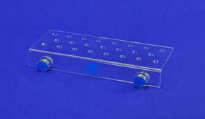 Eshopps Frag Rack - Clear Straight