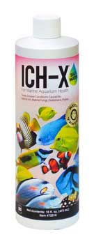 Hikari Saltwater Ich-X Treatment 16oz.