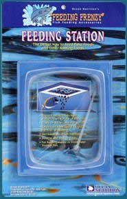 Ocean Nutrition Feeding Frenzy Feeding Station