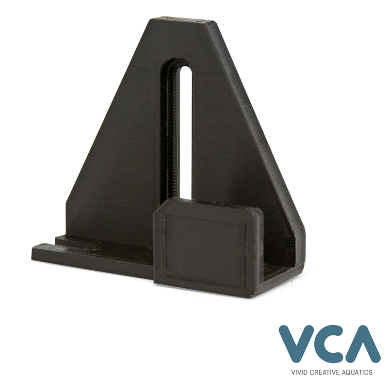 Mounting Bracket for Apex Display, Black