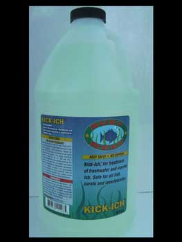Ruby Reef Kick-Ich Refill Bottle 64oz.