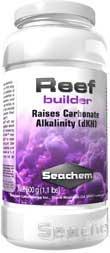 Seachem Reef Builder Alkalinity Increaser 500g/1.1lb