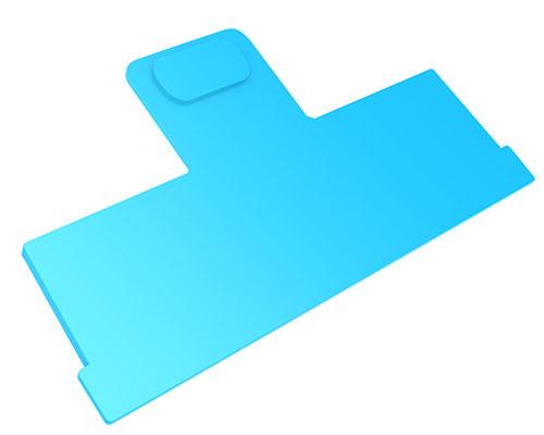 AquaBlade Replacement Plastic Scraper Blade for Acrylic Aquariums